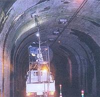 トンネル維持補修業務