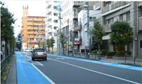 自転車通行空間整備に関する業務