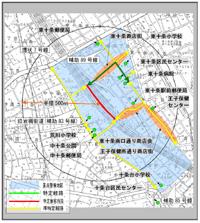 地区交通環境改善の諸計画