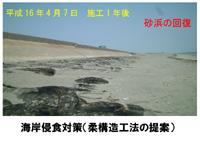 海岸道路の防災対策
